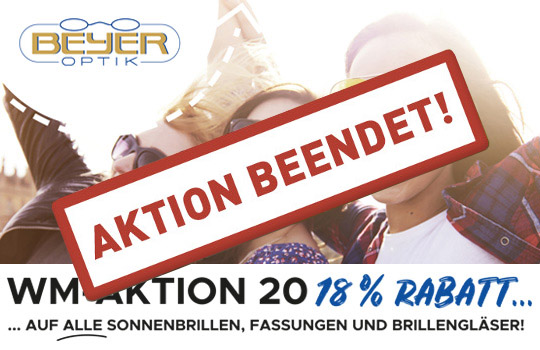 WM-AKTION 18 % RABATT